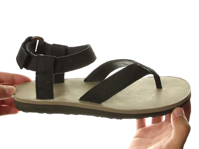 TEVA Original Sandal Leather Dia...