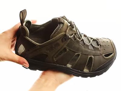 TEVA Kimtah Sandal Leather 10039...