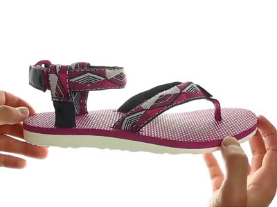 TEVA Original Sandal 1003986 PRPB