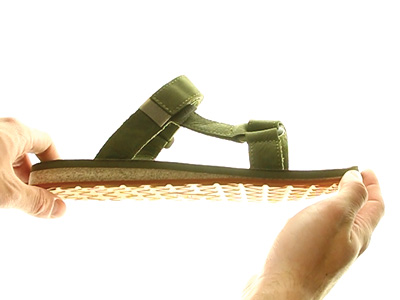 TEVA Universal Slide Leather 101...